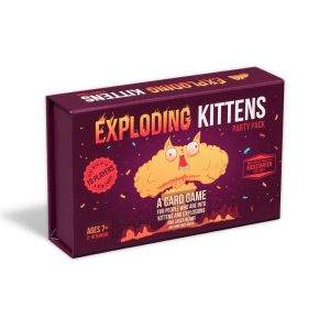 Exploding Kittens: Party Pack (PREVENTA)