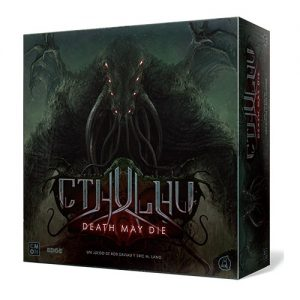 Cthulhu Death May Die (PREVENTA)