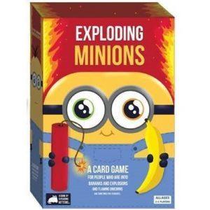 Exploding Minions (Preventa)