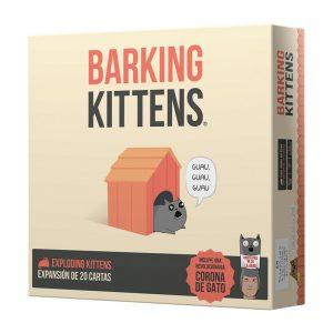 Barking Kittens (Preventa)
