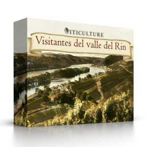 Viticulture: Visitantes del Valle del Rin