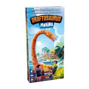 Expansión Draftosaurus: Marina (Preventa)