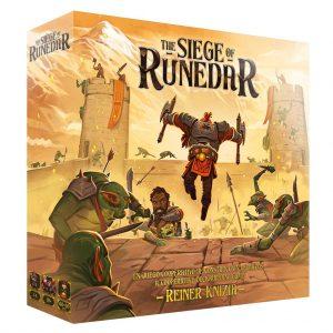 The Siege of Runedar (Preventa)