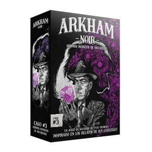 Arkham Noir #3 Abismos Infinitos de Oscuridad (Preventa)