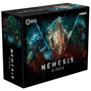 Nemesis: Alien Kings (Preventa)