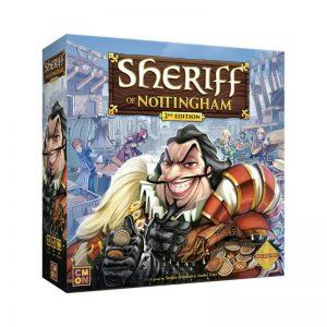 El Sheriff de Nottingham (2ª edición) (Preventa)