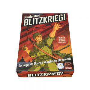 Blitzkrieg! + Expansión Nipona (Preventa)