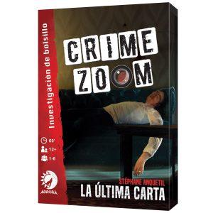 Crime Zoom Caso 1: La última carta (PREVENTA)