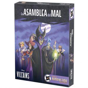 La Asamblea del Mal – Villains (Preventa)