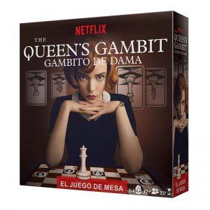 Queen´s Gambit El Juego de Mesa (Preventa)