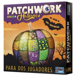 Patchwork Halloween (Preventa)