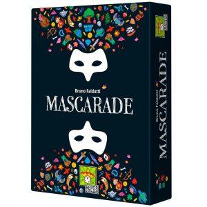 Mascarade – Nueva versión (Preventa)
