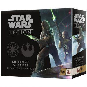 SW Legion: Unidad de Guerreros Wookies (Preventa)