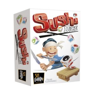 Sushi Dice (Preventa)